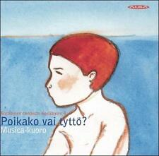 Kostiainen - Boy or Girl? [Audio CD] The Musica Choir; Pieter-Jan Belder; Music,
