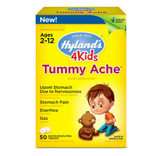 Hyland's Homeopathic 4 Kids Tummy Ache, 50ct 354973319615T449