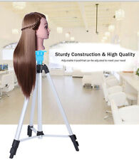 """55"""" Cosmetology Mannequin Tripod For Training Head Doll Stand Holder + Carry Bag"""