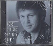 "BOBBY VINTON  ""Greatest Hits""  NEW SEALED CD  LAST 1 LEFT !!!!!!"