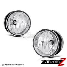 [[Factory]] Replacement Clear L+R Fog Light Lamps 08-2011 Ford Expedition/Ranger