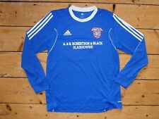 BLAIRGOWORIE JFC FOOTBALL SHIRT Perthshire L/S MatchWorn St Johnstone (Large)