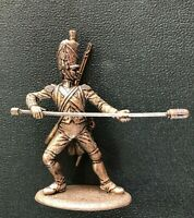 SOLDAT DE PLOMB EMPIRE COLLECTION ANCIENNE MSHP  MADE IN FRANCE 1985  N° 44
