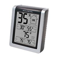 00613 Humidity Monitor Indoor Thermometer Digital Hygrometer Gauge Indicator
