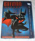 Batman Beyond - Completo Temporada One 1 - DVD Box Set Region 2 - NUEVO SELLADO