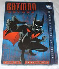 Batman Beyond - Complete Season One 1 - DVD Box Set Region 2 - NEW SEALED