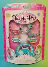 New listing Twisty Petz Collectible Bracelet Set Pixie Mouse Radiant Roo Surprise Pet 3-Pack