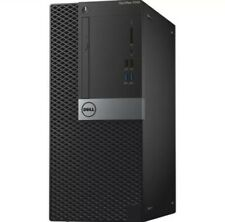 Dell OptiPlex 7040 Mini Tower Desktop Computer i7 16GB Ram 1TB HDD Win 10 NIB