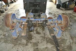 SAF Achse RSM 9042 Anhängerachse