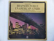 GERSHWIN Rhapsody in blue Un americain a Paris PENNARIO SLATKIN 2M055 80043