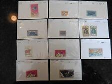 G44 LOT of stamps Somalia Somali coast postage due 1926 20c 1965 95F 1934 50c +