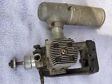 Vintage Model Airplane Super Tigre 61. With Exhaust & Mounting Bracket. Italy