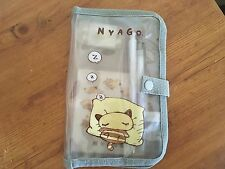 Sanrio Nyago Cat Zzz Stationary Set Collectible Vintage  2000, 2001 NEW