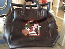 Vintage Mickey Mouse Bag Walt Disney Travel Company Vacation World