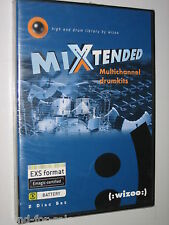 Mixtended Multichannel drumkits - High End Drum Library By Wizoo - EXS format