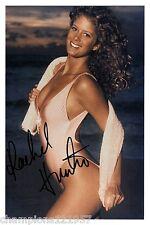 Rachel Hunter ++Autogramm++ ++Sexy-Superstar++