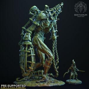 Cager by Bestiarum Miniatures, D&D, Pathfinder, Warhammer, rpg