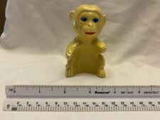 Salt Or Pepper Shaker Monkey Vintage Ceramic Mid Century Japan
