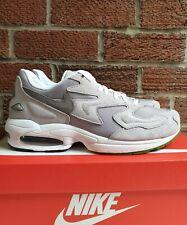 Nike air max 2 light LX size 10 UK grey / green