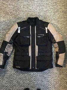 Hein Gericke Tuareg Motorcycle Jacket Size L