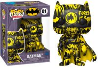 FUNKO POP! - NOW AVAILABLE - BATMAN ARTIST - BATMAN - LIMITED ED & CASE