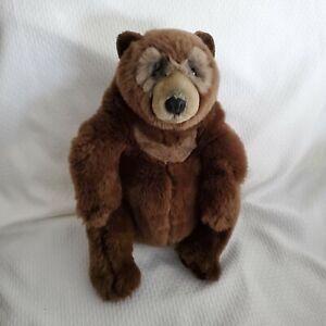 RARE Applause Dakin Lou Rankin Friends Lucas Sun Bear Plush Soft Toy