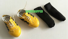 ENTEBRAY GAME OF DEATH GOD BRUCE LEE BEHIND SCENE RM-X 1/6 SNEAKERS + SOCKS NEW