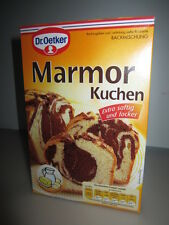 german Dr. Oetker Marble Cake Baking Mix Marmor Kuchen Backmischung New