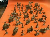 48 Piece Fantasy Miniatures lot. Egyptian theme Mummy sphynx scorpion monsters