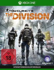 The Division Online  XBox One Neues Spiel