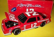 Neil Bonnett 1986 Budweiser Bud #12 Chevy Monte Carlo Aerocoupe 1/24 NASCAR Rare