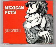 (HJ37) Mexican Pets, Supermarket - 1997 CD