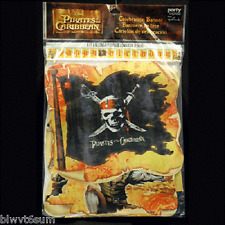 Pirates of the Caribbean 8 Ft Flag like Banner-Rare-Chek out my Ebay Store