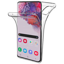 Samsung Galaxy Note 8 hülle Full Body Cover Case TPU 360 Silikon Schutzhülle