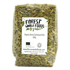 Organic Whole Green Cardamom Pods (Free UK Delivery) 500g