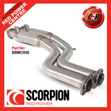 BMW E46 M3 2001-2006 Scorpion Exhaust Catalyst Replacement SBMC050