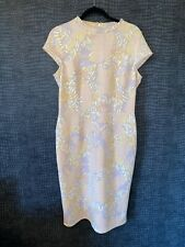 IMMACULATE - LIMITED EDITION - MARKS & SPENCERS PATTERNED DRESS - UK 14