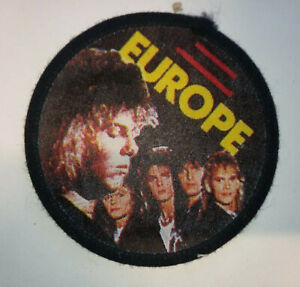 TOPPA PATCH EUROPE - 80s VINTAGE