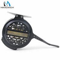 Moulinet automatique de pêche à la mouche Maxcatch, corps en aluminium ultra-lég