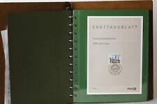 enveloppes de Premier Jour sonderpostwertzeichen 1 - 41/1995, im Album (87847)