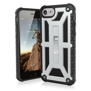 Urban Armor Gear (UAG) iPhone 8 / 7 / 6S Monarch Platinum Military Spec Case