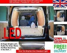 VW Caddy 2004–Present Van INTERIOR LOADING LIGHT LED Rear Loading Light KIT