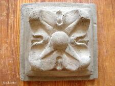 Estuco - Piedra de joyería 120-6041B hormigón 11,5 x cm para Fachada, exterior
