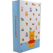 Fuji Instax Mini 8 Photo Album Disney Winnie the Pooh 120 pics NEW #e0017