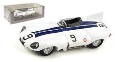 Spark S2132 Jaguar D Type #9 Le Mans 1955 - Walters/Spear 1/43 Scale