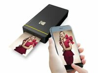 Kodak Mini Mobile Photo Printer + Advanced Patent Dye Sublimation Technology