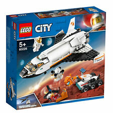 60226 LEGO City Space Port Mars Research Shuttle Spaceship inspired by NASA