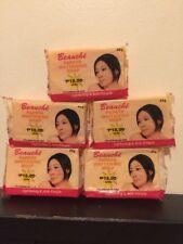 5 x Mini Beauche International Kojic Papaya Beauty Bar/ Soap. 225G