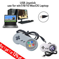 USB Controller Gaming Joystick Gamepad Controller for Nintendo SNES Game be LOT