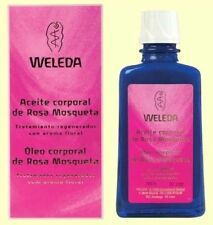 Weleda Body Wild Rose Oil 100ml for Women